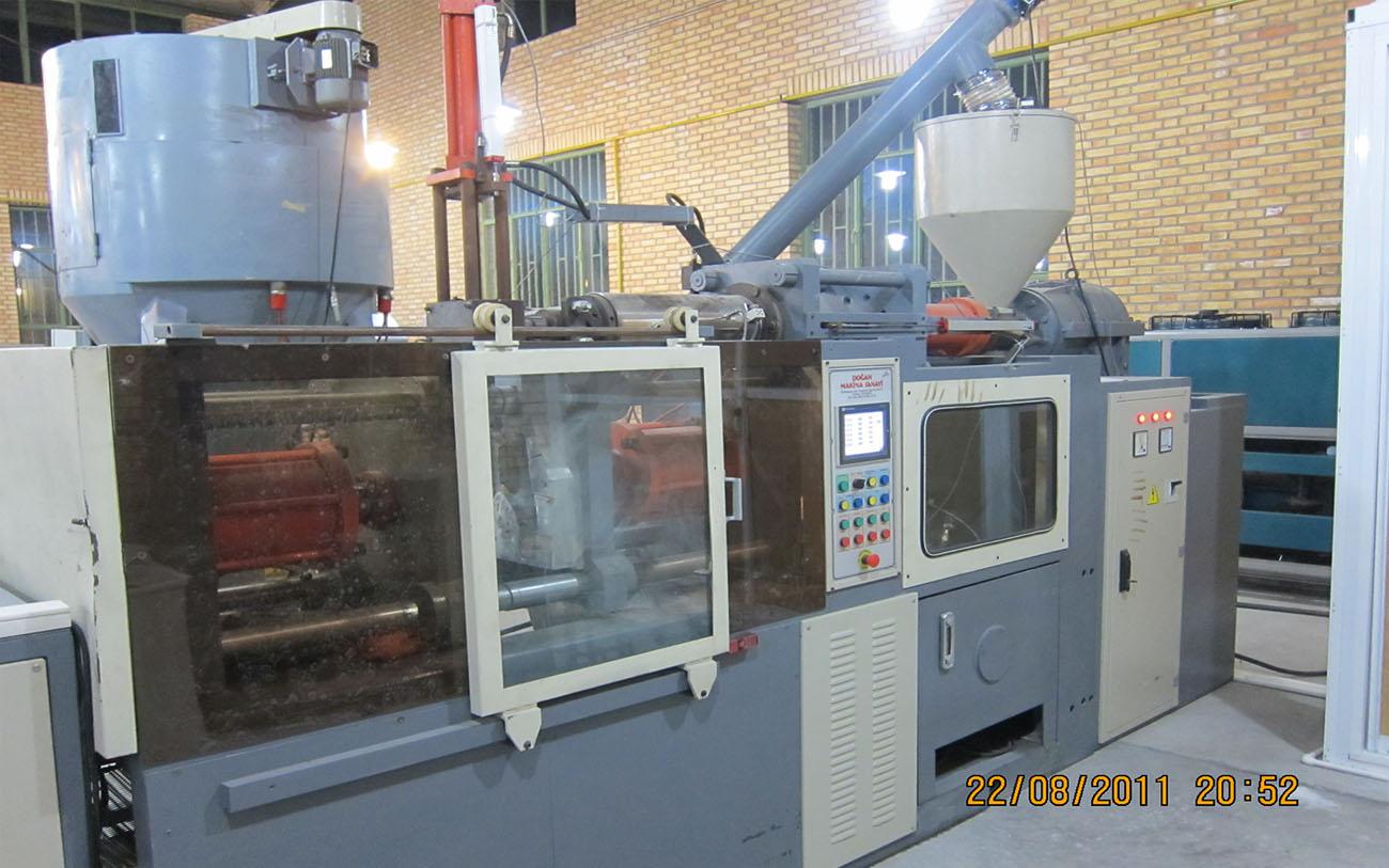 Full automatic injection machine
