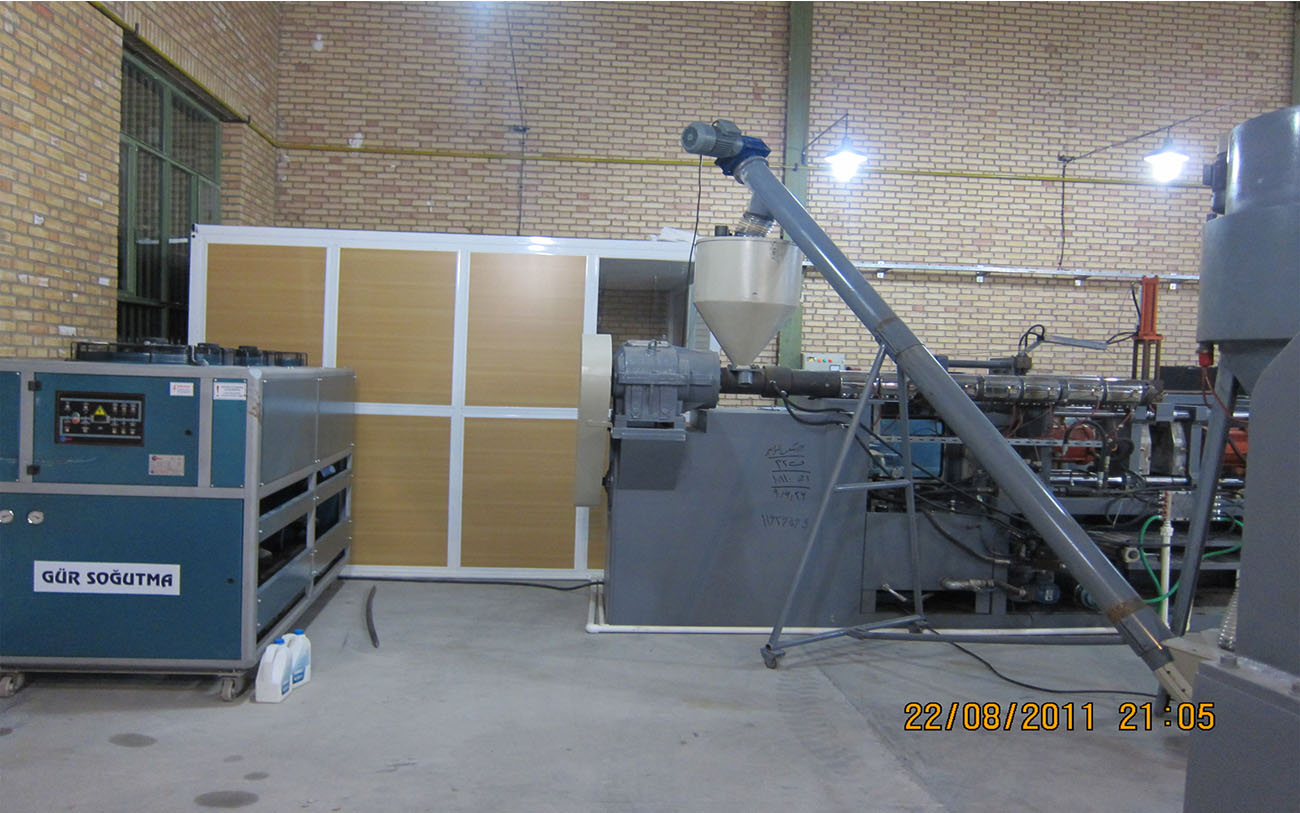 Total injection machine